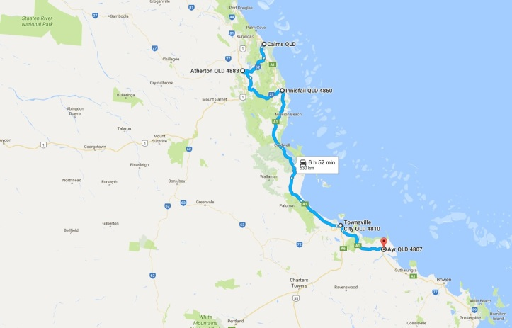 day-22-map-cairns-to-ayr